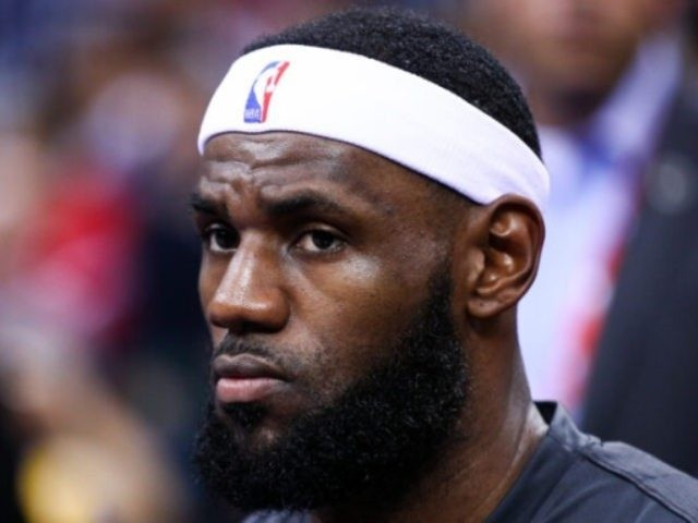 Nonprofit group to sue LeBron James' company for infringing on trademark