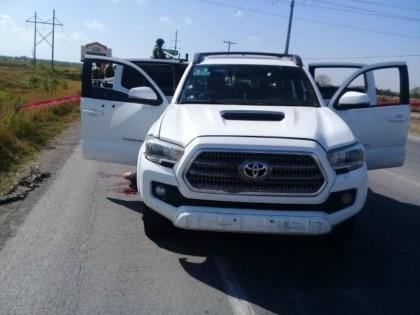 GRAPHIC: Seven Mexican Cartel Gunmen Killed in Two Days near Texas Border