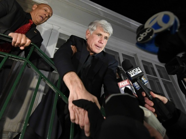 Rod Blagojevich (Paul Beaty / Associated Press)