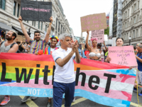 Sadiq Khan: 'All Gender Identities' Including 'Non-Binary' Are Valid