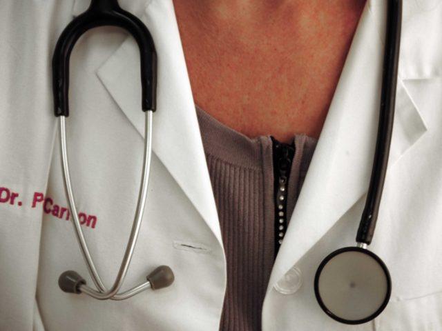 Stethoscope (Karen Bleier / Getty)