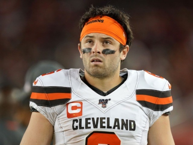 Baker Mayfield wants to get slimmer and faster in 2020