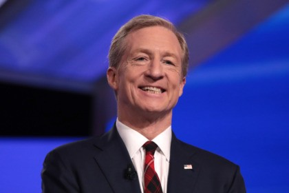 Tom Steyer: 'I Am for Term Limits of 12 Years' for Members of Congress