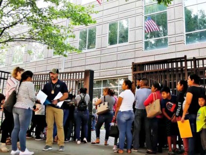 The AP visited immigration courts in 11 cities observing how massive caseloads and shifting administration policies have increased the turmoil. AP Domestic