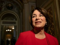 Klobuchar: GOP 'Stole' SCOTUS Seat 'Last Time,' They're Doing It Again