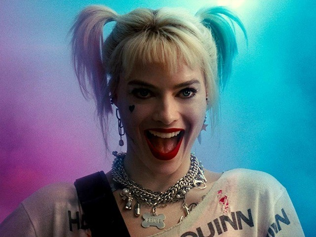 Margot Robbie in Birds of Prey: And the Fantabulous Emancipation of One Harley Quinn (2020)