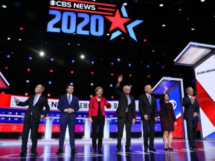 CBS Moderators Struggle to Control Chaotic Tenth Democrat Debate