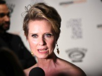 "NEW YORK, NY - AUGUST 07: Cynthia Nixon attends ""The Only Living Boy In New York"" New York Premiere at The Museum of Modern Art on August 7, 2017 in New York City. (Photo by Theo Wargo/Getty Images)"