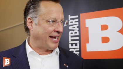David Brat Full Interview