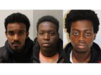 Khan's London: Gang Rape Trio Held Machete to Schoolgirl Victim's Throat
