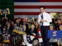 In Utah, Pete Buttigieg Defends Mitt Romney for Voting to Impeach Donald Trump