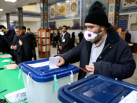 Iran Blames China Coronavirus for Record-Low Turnout in Sham Election