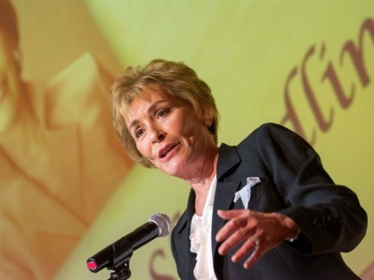 HOLLYWOOD, CA - JUNE 05: Judge Judy Sheindlin attends the 2014 Heroes Of Hollywood Luncheon at Taglyan Cultural Complex on June 5, 2014 in Hollywood, California. (Photo by Valerie Macon/Getty Images)