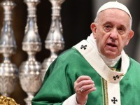 Pope Francis Says Pandemic Is 'Nature's Response' to Climate Change