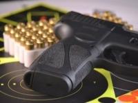 pistol gun sidearm weapon