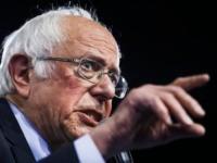 Democratic presidential candidate Sen. Bernie Sanders, I-Vt., speaks at the McIntyre-Shaheen 100 Club Dinner, Saturday, Feb. 8, 2020, in Manchester, N.H. (AP Photo/Matt Rourke)