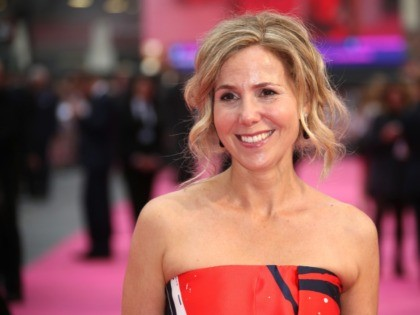 Actress Sally Phillips poses for photographers upon arrival at the World premiere of the film 'Bridget Jones's Baby' in London, Monday, Sept. 5, 2016. (Photo by Joel Ryan/Invision/AP)