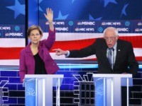 Warren and Sanders Each Rake in over $2M After Democrat Debate