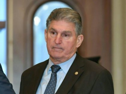 Democratic Senator Joe Manchin says there is bipartisan support to censure President Donald Trump