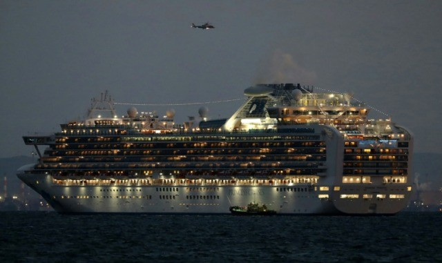 Coronavirus restrictions announced for the cruise industry
