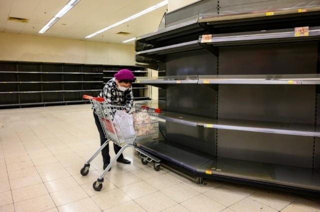 Global panic deepens over China virus