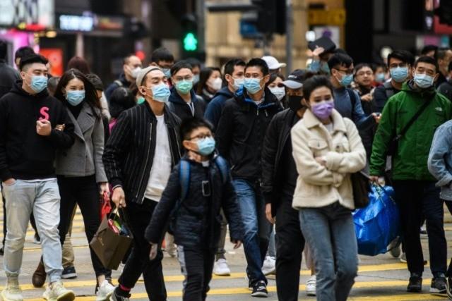 Hong Kong unveils cash handouts as virus deepens economic woes