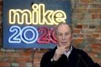Wire: 'Cool' Candidate Bloomberg Adds Memes to Campaign Arsenal