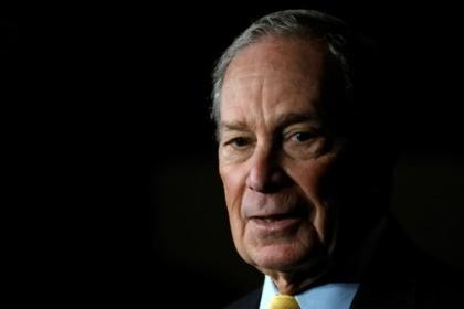 Democrats set sights on rising rival Bloomberg as debate looms