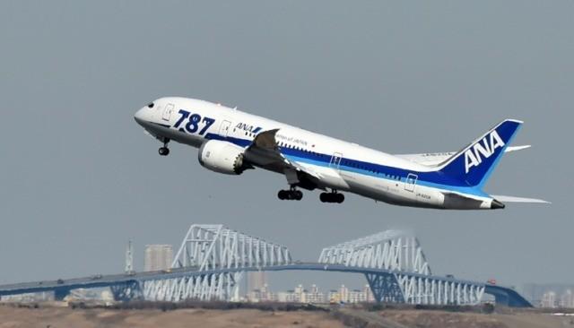 Japan's ANA orders 15 more Boeing 787 Dreamliners