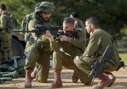 Ultra-Orthodox army service looms over Israel vote