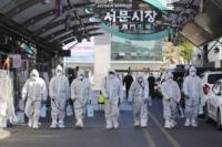 South Korea put on high alert, Italy battles virus outbreak