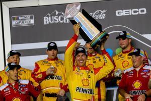 Daytona 500: Joey Logano, William Byron win qualifying races
