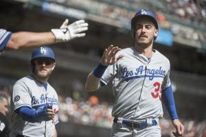 Dodgers' Bellinger: Astros stole World Series, MVP from Yankees' Judge