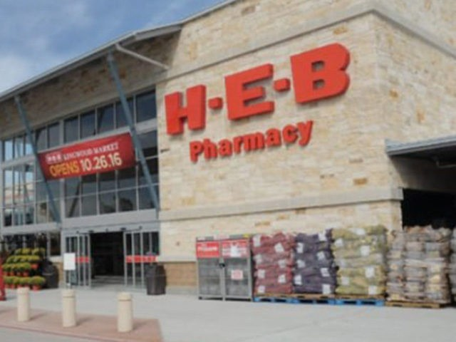 H-E-B grocery store