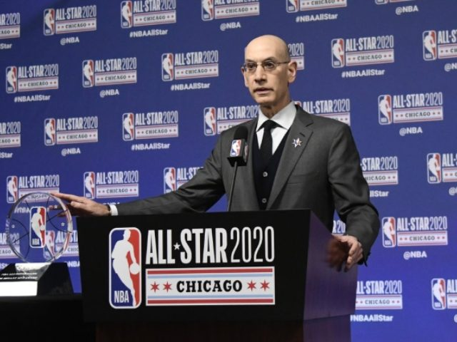 Adam Silver doesn't rule out canceling National Basketball Association season amid other coronavirus options