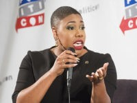 Symone Sanders: Biden 'Committed to Putting a Black Woman on the Supreme Court'