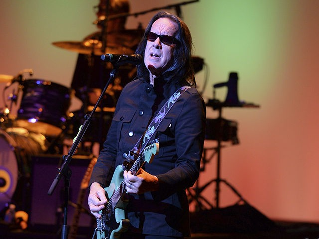 FORT LAUDERDALE FL - SEPTEMBER 25: Todd Rundgren performs during It Was Fifty Years Ago Today A Tribute To The Beatles' White Album at The Broward Center on September 25, 2019 in Fort Lauderdale, Florida. Credit: mpi04/MediaPunch /IPX