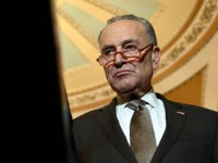 Senate Minority Leader Sen. Chuck Schumer of N.Y., listens during a news conference on Capitol Hill in Washington, Tuesday, Feb. 25, 2020. (AP Photo/Susan Walsh)