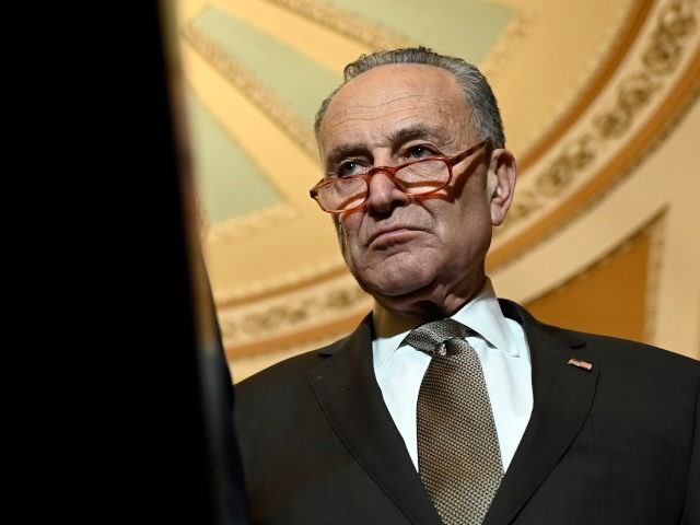NY GOP files complaint against Schumer for Supreme Court judge threat