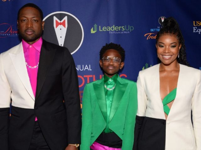 Dwayne Wade's 12-year-old Transgender Daughter Zaya Walks First Red Carpet
