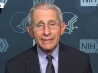 Fauci: All States Should Have Stay at Home Orders, Won't Get Into Federalism Issue on National Order