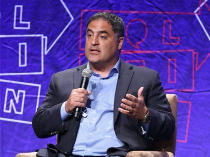 Cenk Uygur (Phillip Faraone/Getty Images for Politicon)