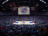 Detroit Pistons Open Training Facility for Coronavirus Response
