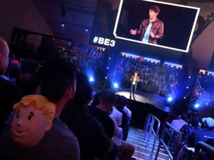 E3 conference presentation