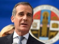 Eric Garcetti Los Angeles (Robyn Beck / AFP / Getty)