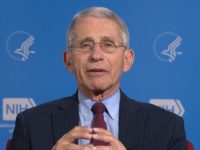 Fauci: 'Still Not OK' to Eat or Drink Indoors Even if Vaccinated