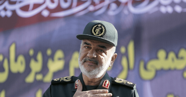 Iran Guards Chief: Israel Can Be Destroyed in a Single Operation