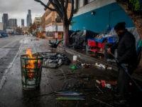 Poverty Keeps Los Angeles Struggling Against Virus