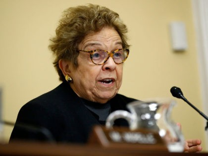 WASHINGTON, DC - DECEMBER 17: Rep. Donna Shalala (D-FL) speaks during a House Rules Committee hearing on the impeachment against President Donald Trump on December 17, 2019 in Washington, DC. (Photo by Patrick Semansky-Pool/Getty Images)