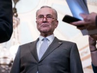 Chuck Schumer Gets Heckled: 'You Ain't Doing Sh*t, Stop Lying to the People!'
